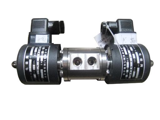 一进两出电磁阀-两位三通电磁阀系列-产品展示-重庆图片